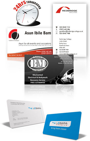 Same day 24 hour digital business cards printing london ilford business card printing essex colourmoves
